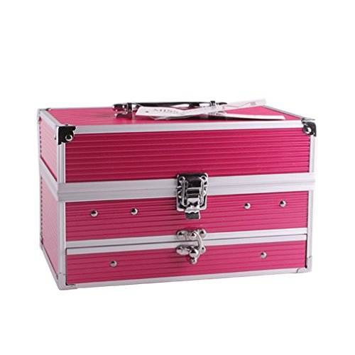 valise maquillage professionnel complète PhantomSky