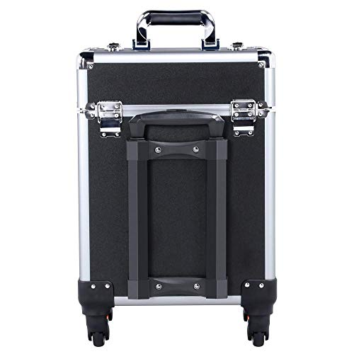 Valise maquillage professionnel trolley Yaheetech