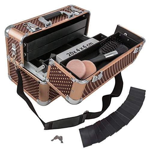 beauty case alu original 20 litres glamour